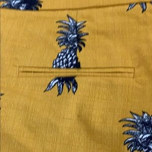 Ann Taylor Shorts - Yellow shorts